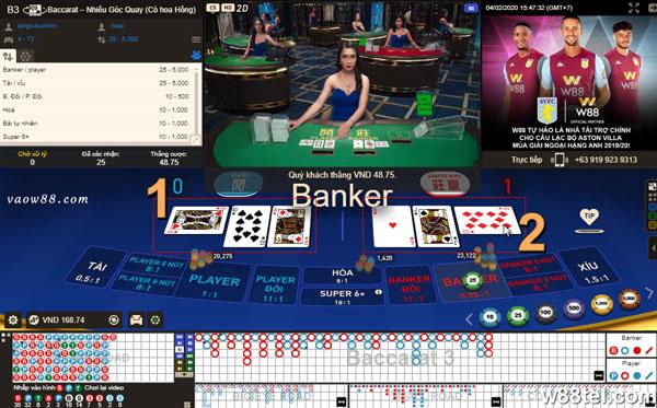 Kinh nghiệm chơi đánh bài Baccarat online từ các cao thủ
