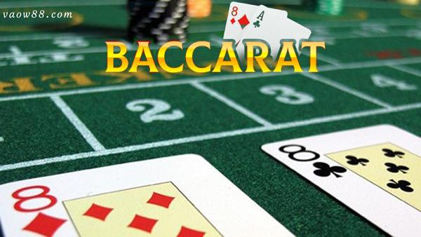 Giới thiệu game bài Baccarat online tại nhà cái W88