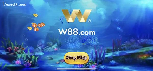 Đăng ký tài khoản bắn cá online tại nhà cái W88