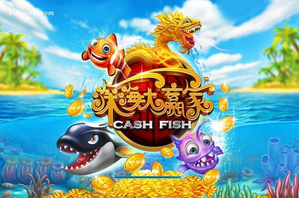 Cash fish - Bắn cá online
