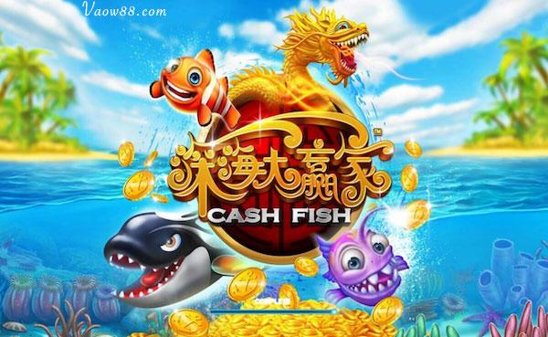 Cách chơi bắn cá ăn tiền Online