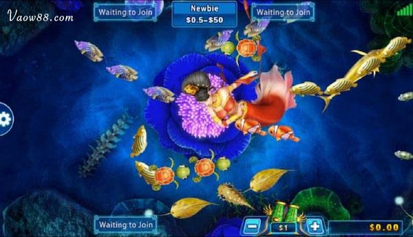 Chơi Dragon Fish ăn tiền tại W88