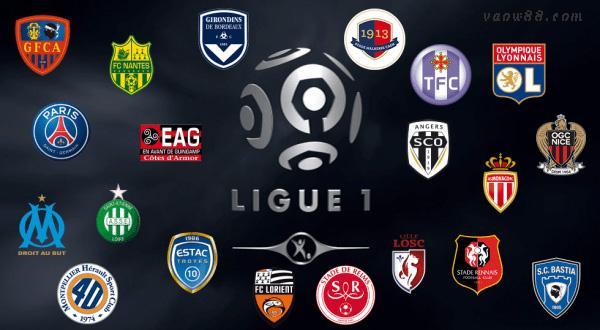 Ligue 1 – Giải Bóng đá Vô địch Quốc gia Pháp cấp câu lạc bộ