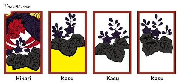 Tháng 12 tượng trưng bởi cây Kiri