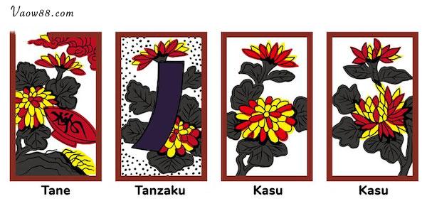 Tháng 9 tượng trưng bởi hoa cúc