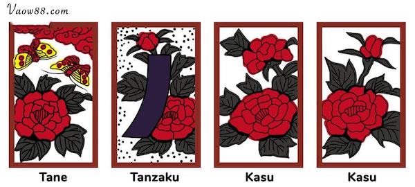 Tháng sáu tượng trưng bởi hoa Mẫu Đơn