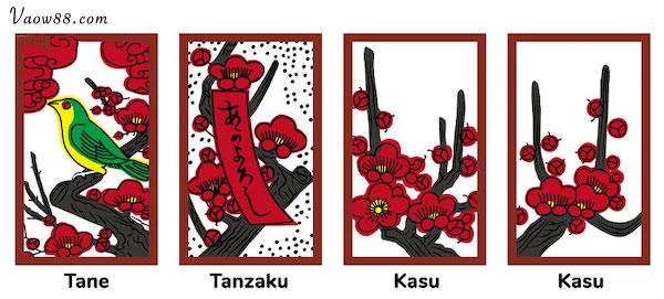 Tháng hai tượng trưng bởi hoa đào