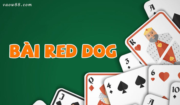 Giới thiệu game bài Red Dog online trại nhà cái W88