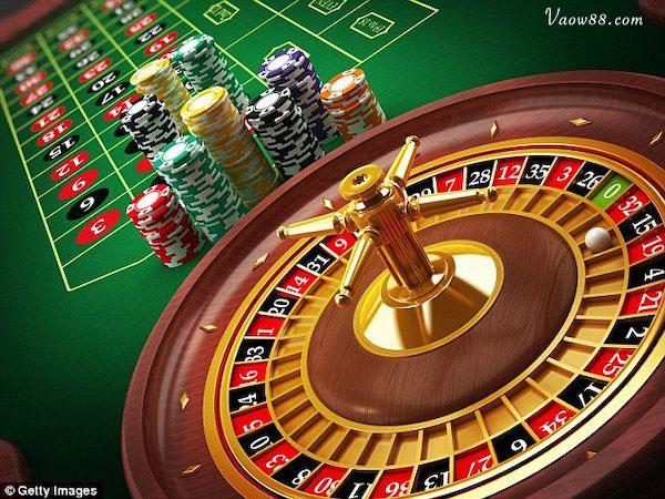 Roulette trò chơi cực hot