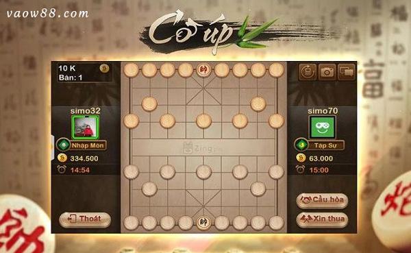 Giới thiệu game đánh cờ úp online tại nhà cái w88.com