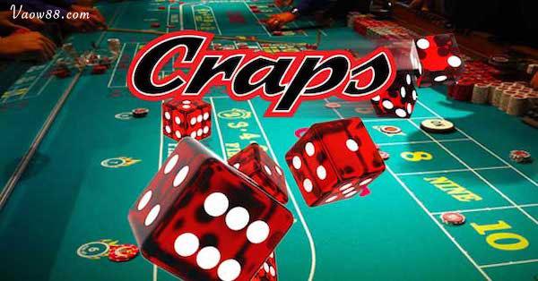Các cửa cược phổ biến trong Craps