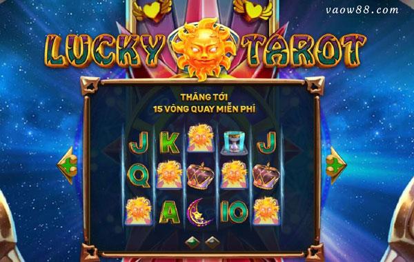Hướng dẫn truy cập vào game Lucky Tarot online tại W88