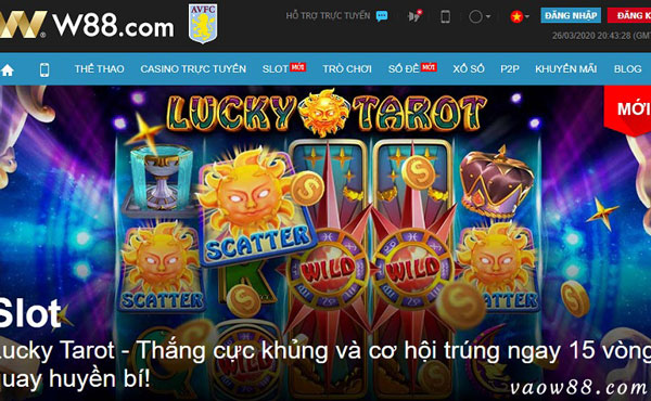 cách chơi lucky tarot