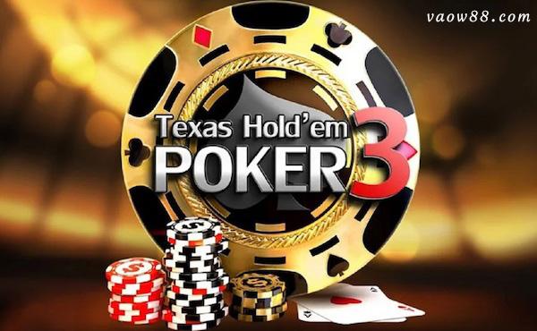 cách chơi Poker Texas Hold'em