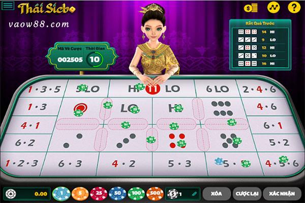 Cùng tìm hiểu về khái niệm cũng như cách chơi game Thái Sicbo