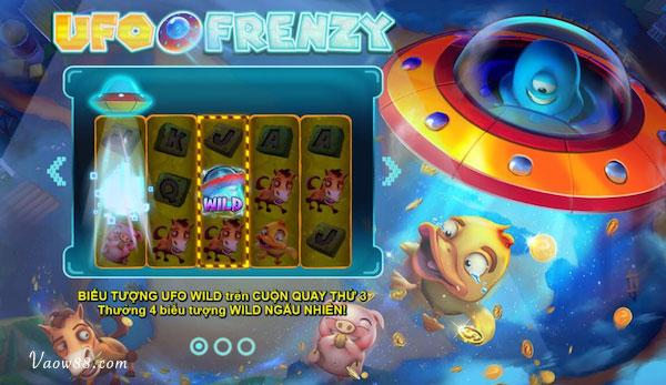 Tìm Hiểu Về UFO Frenzy Slot Là Gì?
