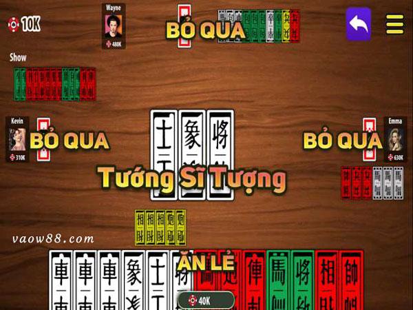 Các quy tắc ăn bài và phạt bài khi chơi tứ sắc anh em cần biết