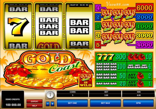 Gold Coast W88 - Trò chơi đào vàng thưởng thật cực hấp dẫn