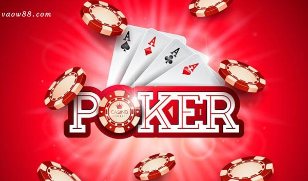 Game Poker luôn kích thích anh em tham gia bởi luật chơi vô cùng thú vị