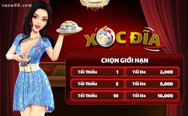 Thể loại xóc đĩa siêu phổ biến trong các game bài dân gian Việt