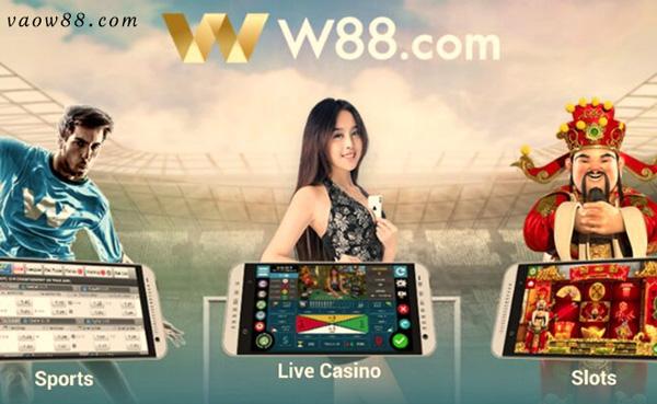 Đến với game W88 - Kho game trực tuyến hấp dẫn nhất hiện nay