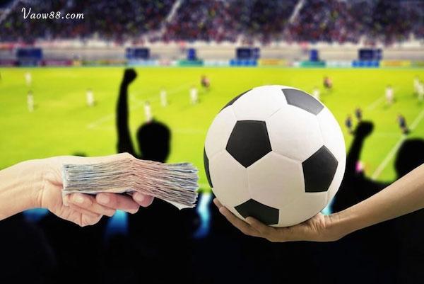 Cá cược bóng đá trực tuyến là gì?
