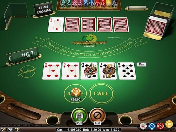 Stud Poker chơi như thế nào?
