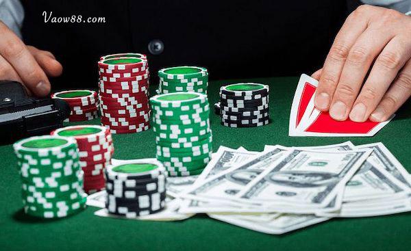 Giới hạn cược trong Poker