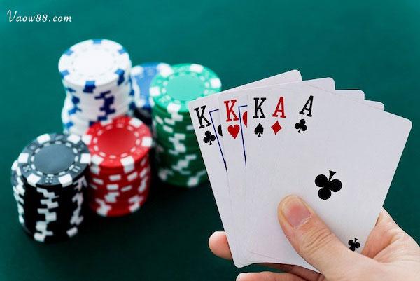 Poker - Game bài đổi thưởng đình đám hiện nay