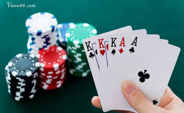 Cách chơi Poker đơn giản nhưng dễ thắng
