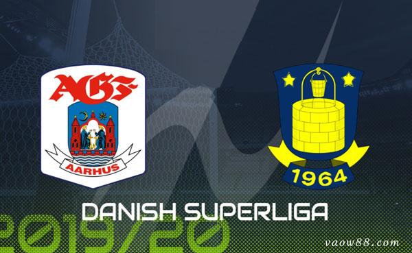 Soi kèo nhà cái trận Aarhus vs Brondby 0h00 ngày 19/07/2021 tại W88