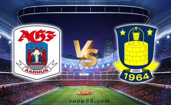 Soi kèo nhà cái trận Aarhus vs Brondby 0h00 ngày 19/07/2021