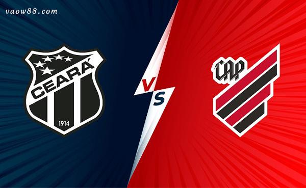 Soi kèo nhà cái trận Ceara vs Paranaense 3h00 ngày 18/7/2021