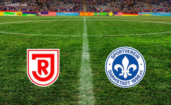 Chi tiết soi kèo nhà cái trận Darmstadt 98 vs Jahn Regensburg 18h30 ngày 24/07/2021