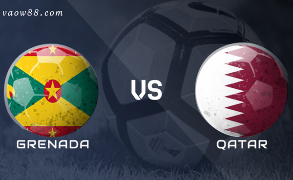 Soi kèo nhà cái trận Grenada vs Qatar 6h30 ngày 18/07/2021