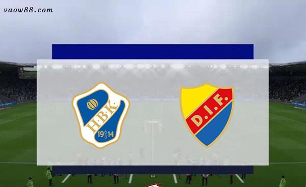 Soi kèo nhà cái trận Halmstads vs Djurgardens 00h00 ngày 13/07/2021