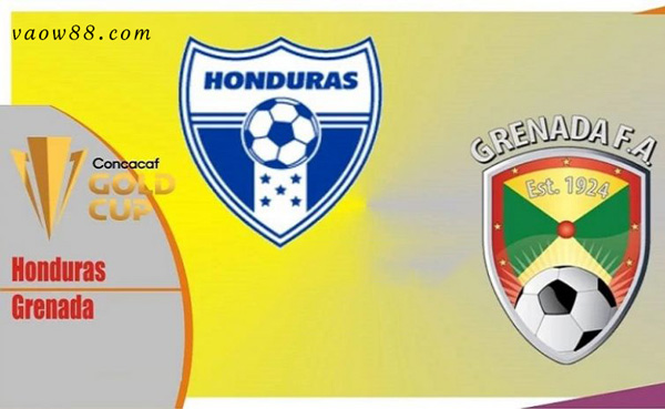 soi kèo nhà cái trận Honduras vs Grenada 8h ngày 14/7/2021 tại W88