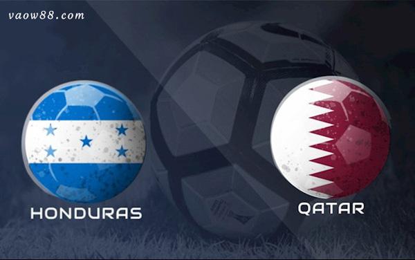 Soi kèo nhà cái trận Honduras vs Qatar 8h ngày 21/7/2021 tại W88