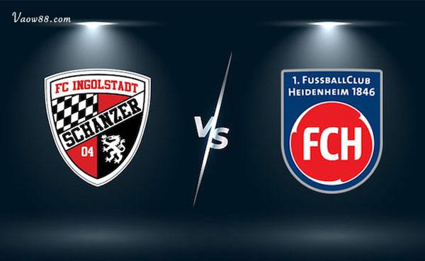soi kèo nhà cái trận Ingolstadt vs Heidenheim 18h30 31/07/2021