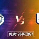 Soi kèo nhà cái trận Man City vs Preston 1h00 ngày 28/7/2021 tại W88