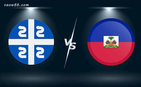 Soi kèo nhà cái trận Martinique vs Haiti 4h ngày 19/7/2021