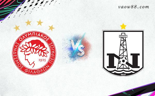 Soi kèo nhà cái trận Olympiacos vs Neftchi Baku 02h00 ngày 22/07/2021