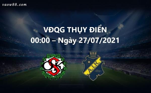 soi kèo nhà cái trận Orebro vs AIK Solna 0h ngày 27/7/2021