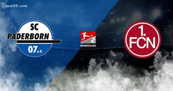 Soi kèo nhà cái trận Paderborn vs Nurnberg 23h30 30/07/2021 tại W88