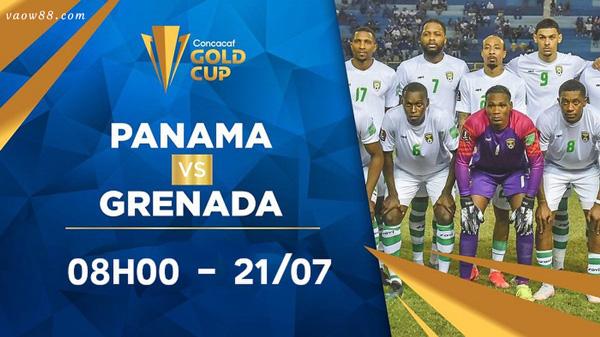 soi kèo nhà cái trận Panama vs Grenada 8h00 ngày 21/7/2021 tại W88