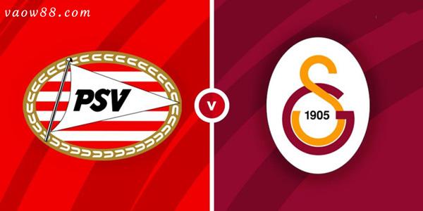 Soi kèo nhà cái trận PSV Eindhoven vs Galatasaray 02h00 ngày 22/07/2021 tại W88