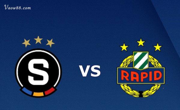 Soi kèo nhà cái trận Sparta Praha vs Rapid Wien 01h30 29/07/2021