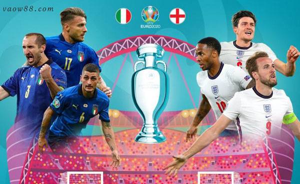 Soi kèo phạt góc Anh vs Ý 02h00 ngày 12/07/2021