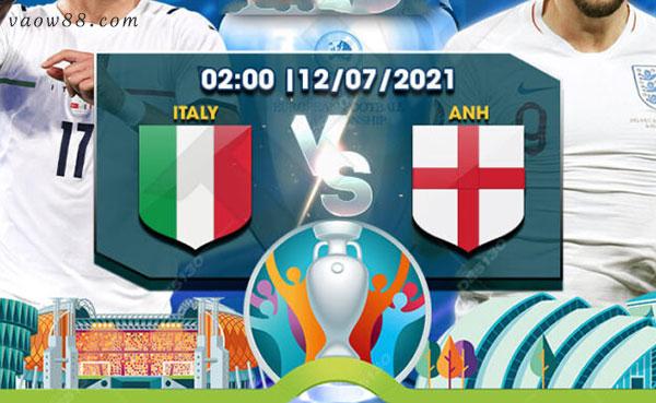 Trận chung kết mùa giải Euro 2021 đáng mong chờ nhất năm nay