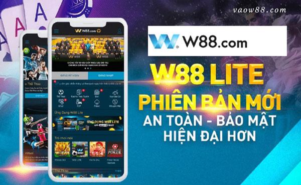 Hướng dẫn cài đặt ứng dụng w88 mobile và máy tính